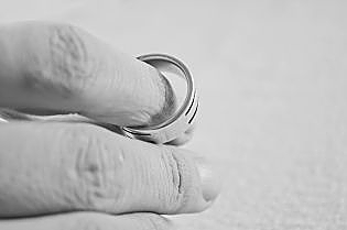 Planning for divorce telling friends and family